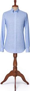 Koszula LANCERTO z lnu z długim rękawem