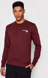 Czerwona bluza New Balance