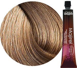 L'Oreal Paris Loreal Majirel   Trwała farba do włosów - kolor 8.0 głęboki jasny blond 50ml - Wysyłka w 24H!