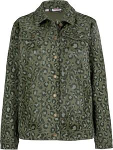 kurtka dżinsowa zara stylowo i modnie z Allani