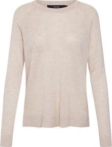 Sweter Vero Moda w stylu casual z dzianiny