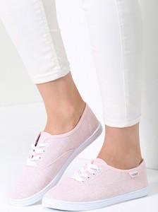 Renee różowe tenisówki superbly