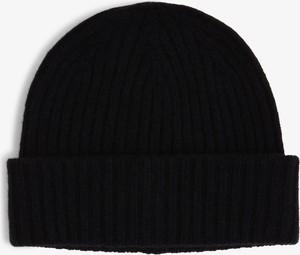 Granatowa czapka Finshley & Harding