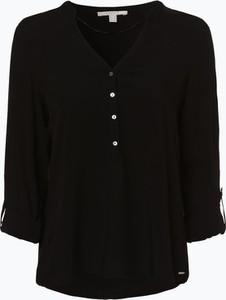 Czarna bluzka Esprit Casual