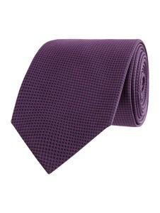 Fioletowy krawat Olymp