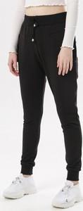 Czarne spodnie born2be w stylu casual