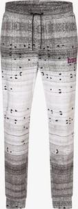 Spodnie sportowe Hugo Boss z dresówki