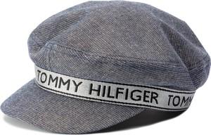 Czapka Tommy Hilfiger z nadrukiem