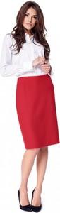 Czerwona spódnica POTIS & VERSO midi
