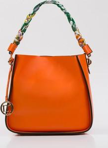 5a61dbcab48f0 Pomarańczowe torebki