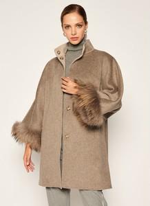 Płaszcz Luisa Spagnoli w stylu casual