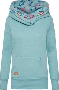Bluza Ragwear w stylu casual krótka