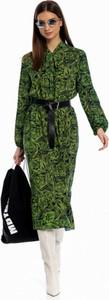 Sukienka M by Maya Palma z długim rękawem