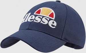 Niebieska czapka Ellesse