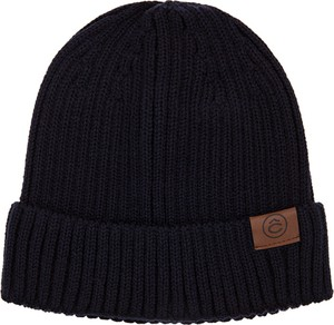 Granatowa czapka LANCERTO