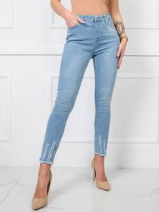 Niebieskie jeansy Factory Price