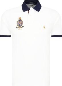 Koszulka polo POLO RALPH LAUREN z krótkim rękawem