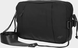 Czarna torba 4F