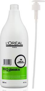 L'Oreal Paris Loreal Pro Classics Texture - szampon przed zabiegami trwałego prostowania lub ondulacji 1500ml + POMPKA W PREZENCIE! - Wysyłka w 24H!