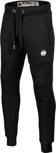 Czarne spodnie sportowe Pit Bull West Coast