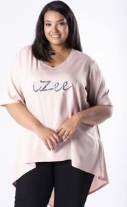 Różowa tunika Moda Dla Ciebie