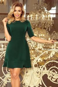 Sukienka issysklep.pl z okrągłym dekoltem