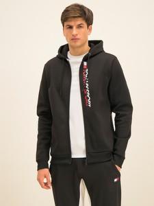 Czarna bluza Tommy Sport