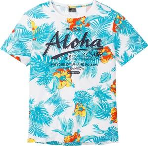 T-shirt bonprix RAINBOW z krótkim rękawem
