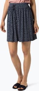 Niebieska spódnica Esprit w stylu casual
