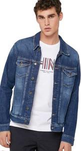 Kurtka Tommy Jeans z jeansu