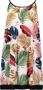 Sukienka Summer Time z okrągłym dekoltem mini