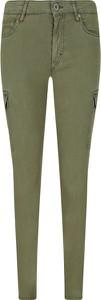 Spodnie Marc O'Polo w militarnym stylu