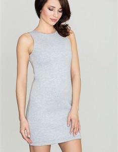 Sukienka LENITIF dopasowana mini