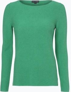Zielony sweter Franco Callegari w stylu casual