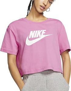 Bluzka Nike z bawełny