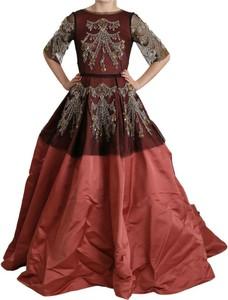 Czerwona sukienka Dolce & Gabbana