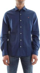 Koszula Napapijri z bawełny