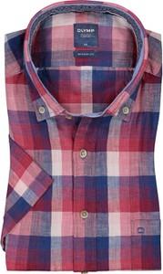 Koszula Olymp z krótkim rękawem