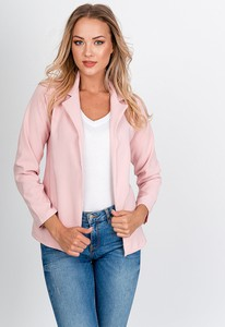 Różowa marynarka Zoio