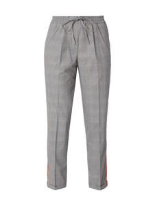 Spodnie Calvin Klein z dresówki w młodzieżowym stylu