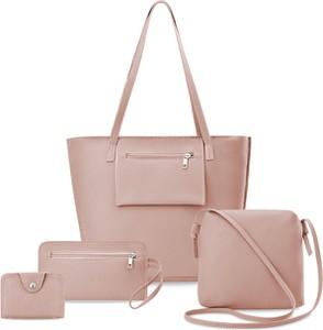 03e1805fa3e69 Różowe torebki