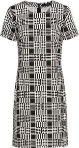 Sukienka bonprix BODYFLIRT w stylu casual z okrągłym dekoltem midi