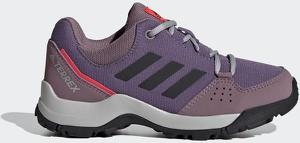 Buty sportowe Adidas sznurowane z płaską podeszwą z zamszu