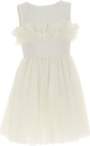 Sukienka dziewczęca Monnalisa z tiulu