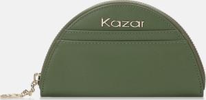 Zielony portfel Kazar