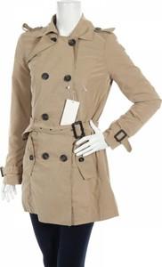 Brązowy płaszcz Alcott