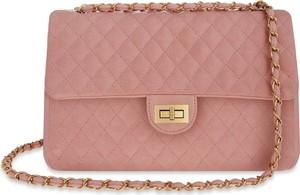 801539de60d51 torebki pikowane ala chanel - stylowo i modnie z Allani