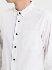 Koszula Diverse w stylu casual z długim rękawem