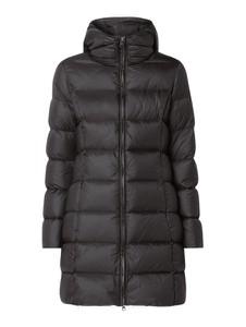 Czarny płaszcz Colmar w stylu casual