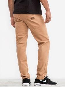 Brązowe spodnie Wrung Division